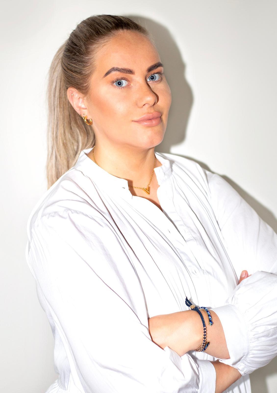 Office manager Eline Marinus